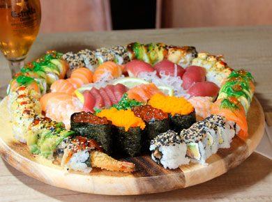sushi redbar vilanova